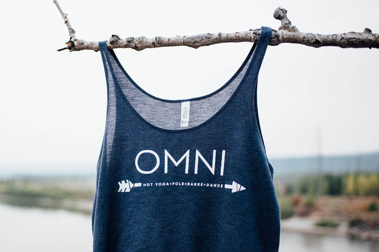 Client:  Omni Tahoe - Hot Yoga, Barre, Dance
