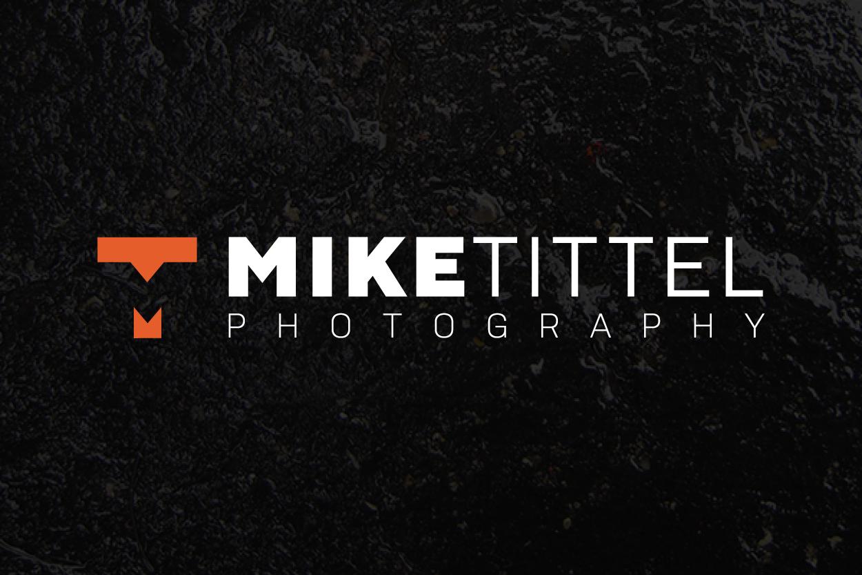 Client:  Mike Tittel Photography Logo & Branding