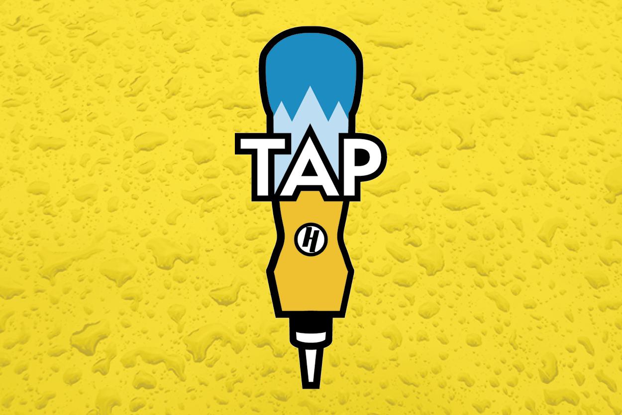 Client:  Heavenly Mountain Resort   Project Title:  TAP Tahoe Après Party Logo