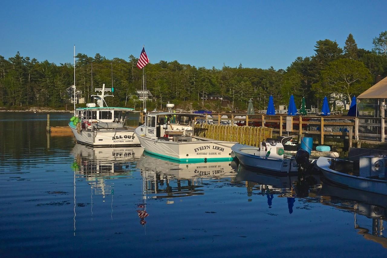 Robinson's Wharf - Lobster Boats.jpg