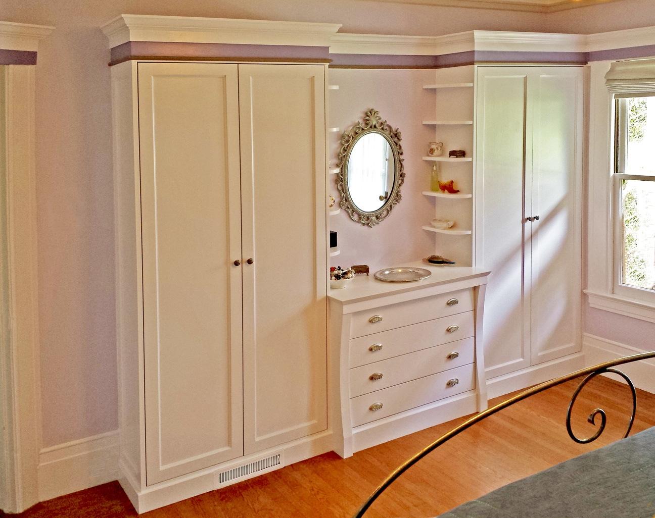 Custom Closet Designs Sj Sallinger Cabinet Designs