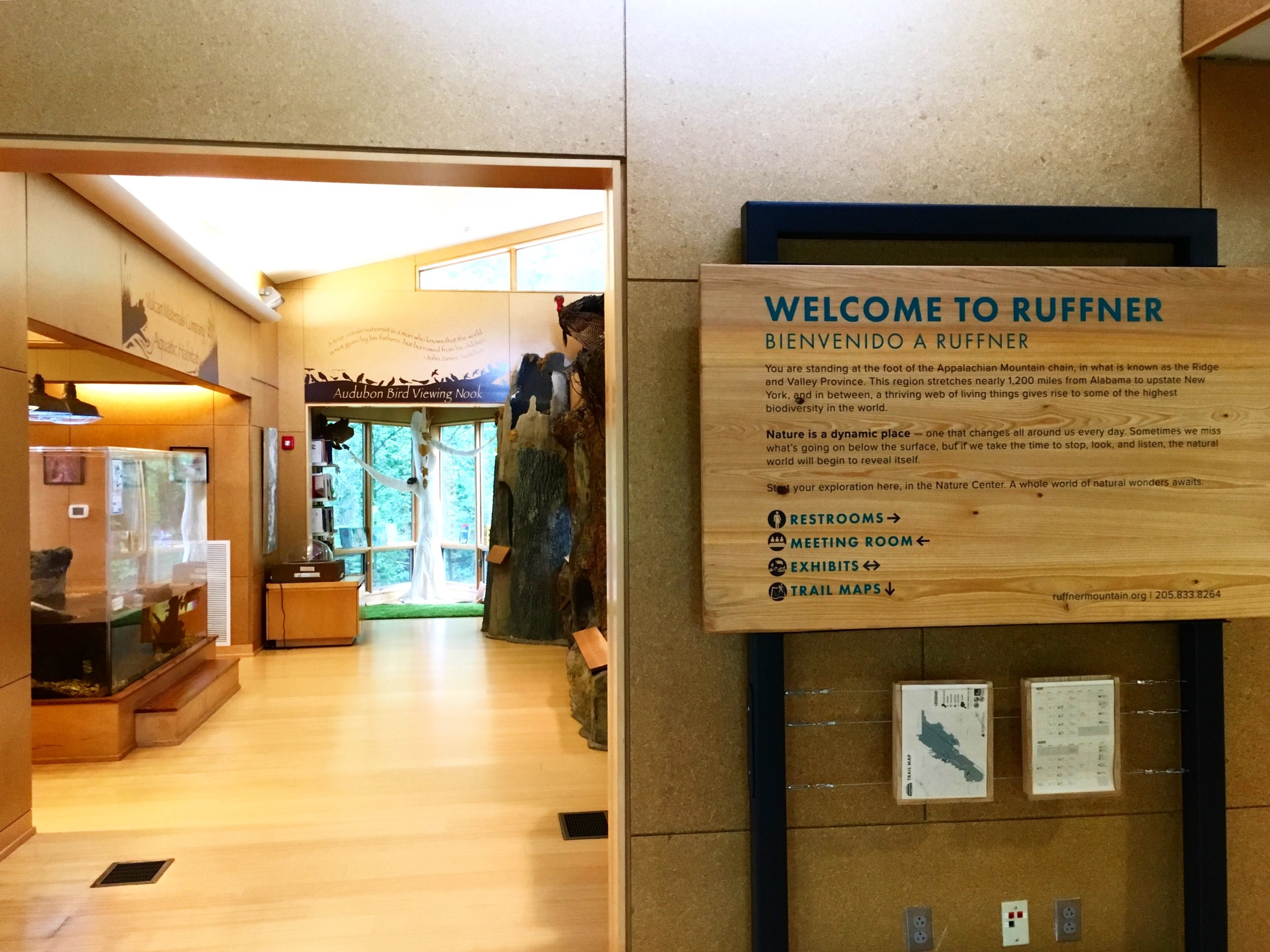 Welcome Signage - Nature Center.jpg