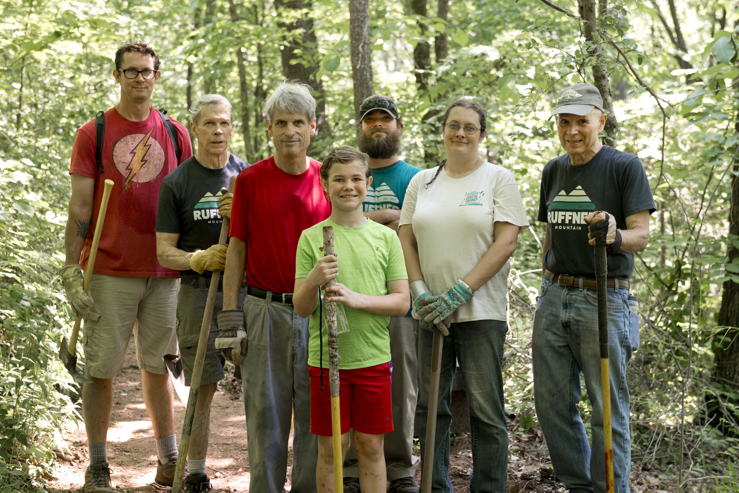 Ruffner Volunteer Day 05122018
