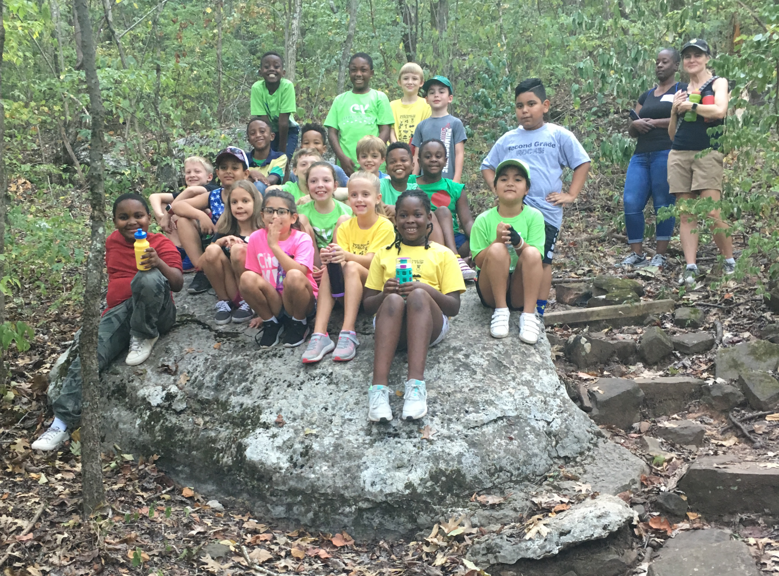 On September 26th and 27th, third graders visited Trillium Trail on a fall field trip. If you are interested in booking a field trip, please complete our form  here  to start the scheduling process. Those schools that qualify can also request an application for a field trip scholarship for funding assistance.