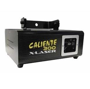 Caliente 300 X-Laser    $30.00 Day/Week Rental
