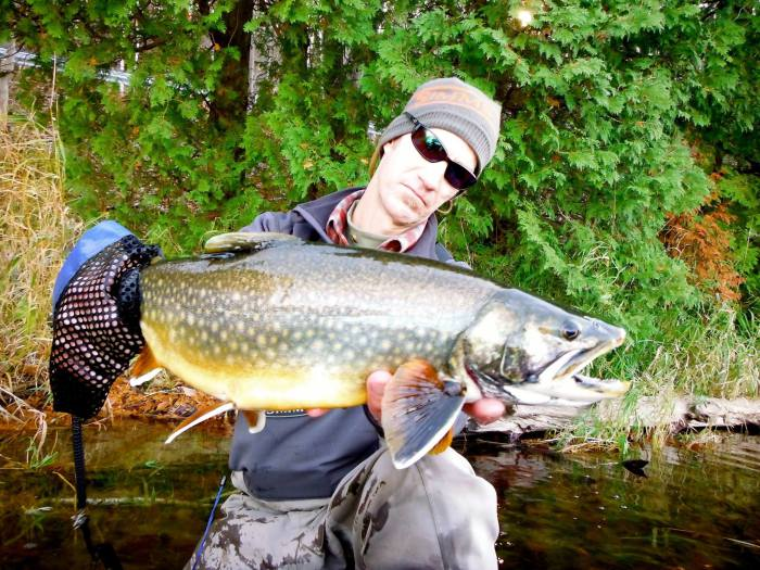 Brian Kozminski - River guide and author shares the transformitive experience chasing Hog Johnson