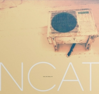 NCAT : AUDREY CHEN + NATE WOOLEY + C SPENCER YEH + TODD CARTER - LP MONOTYPE EDITIONS 2013