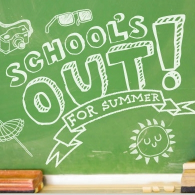School's Out for SUMMER! — Andrea Lowry: Ananda Yoga & Fitness