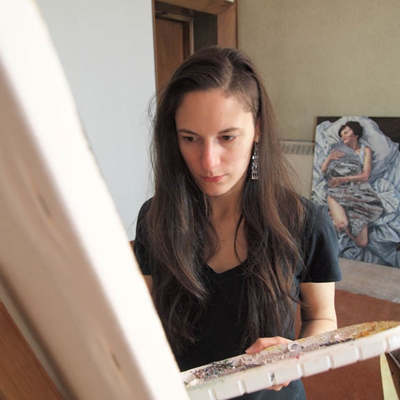 Kamila Malek, HBFA    artist and arts educator   Artistic Director of Urban Abbey