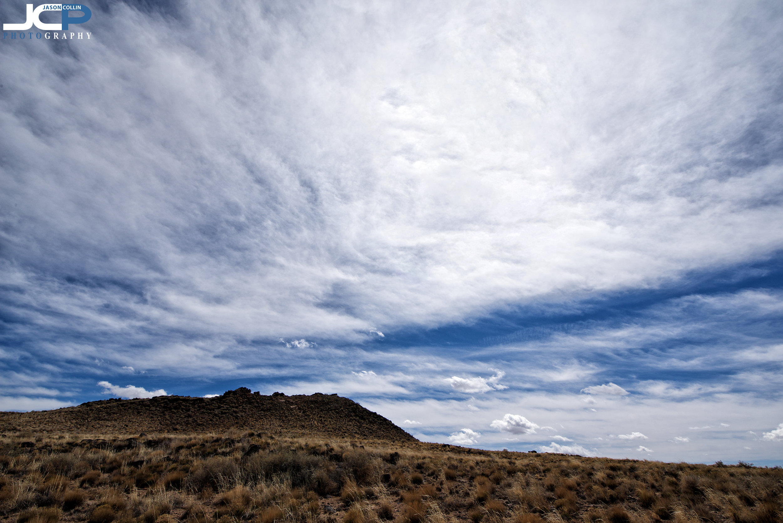 New Mexico True view of volcano in Petroglyphs - Nikon D750 with Tamron 15-30mm lens