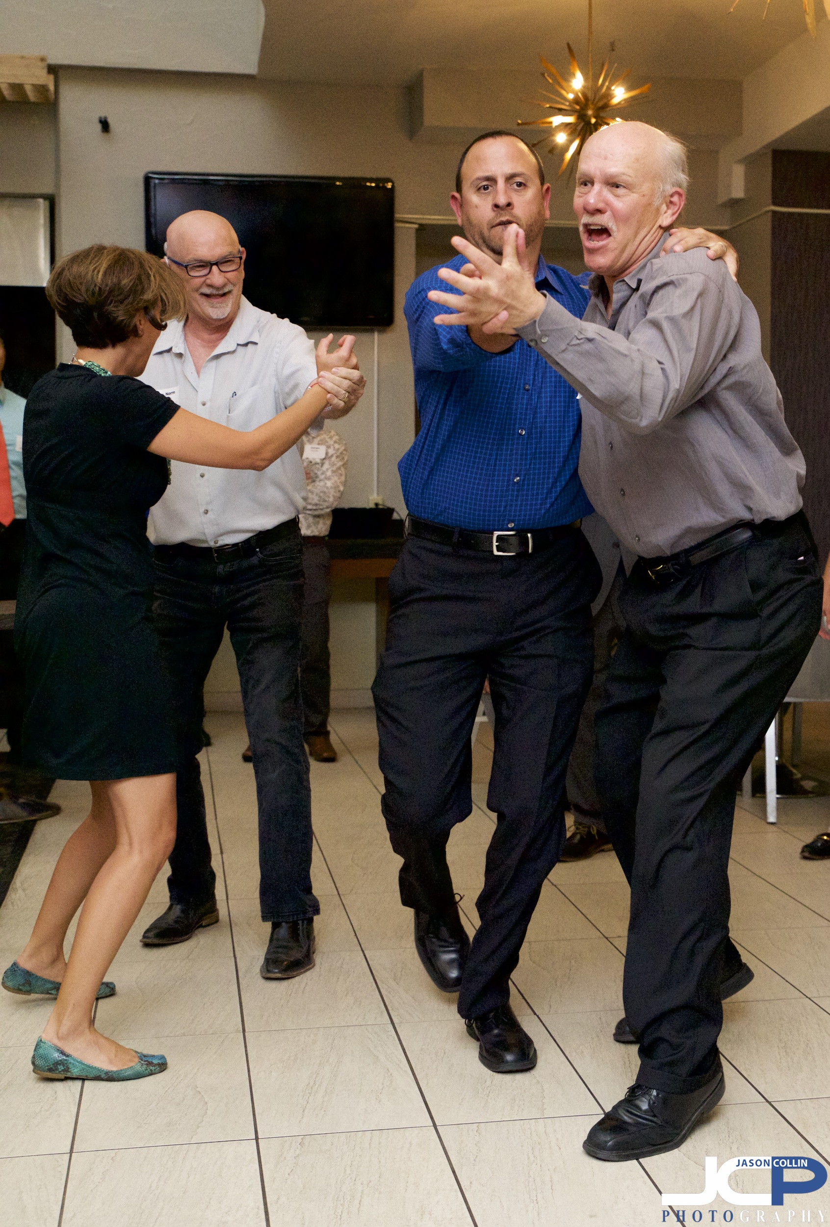 Is there dancing at the networking events you go to in Albuquerque, New Mexico??