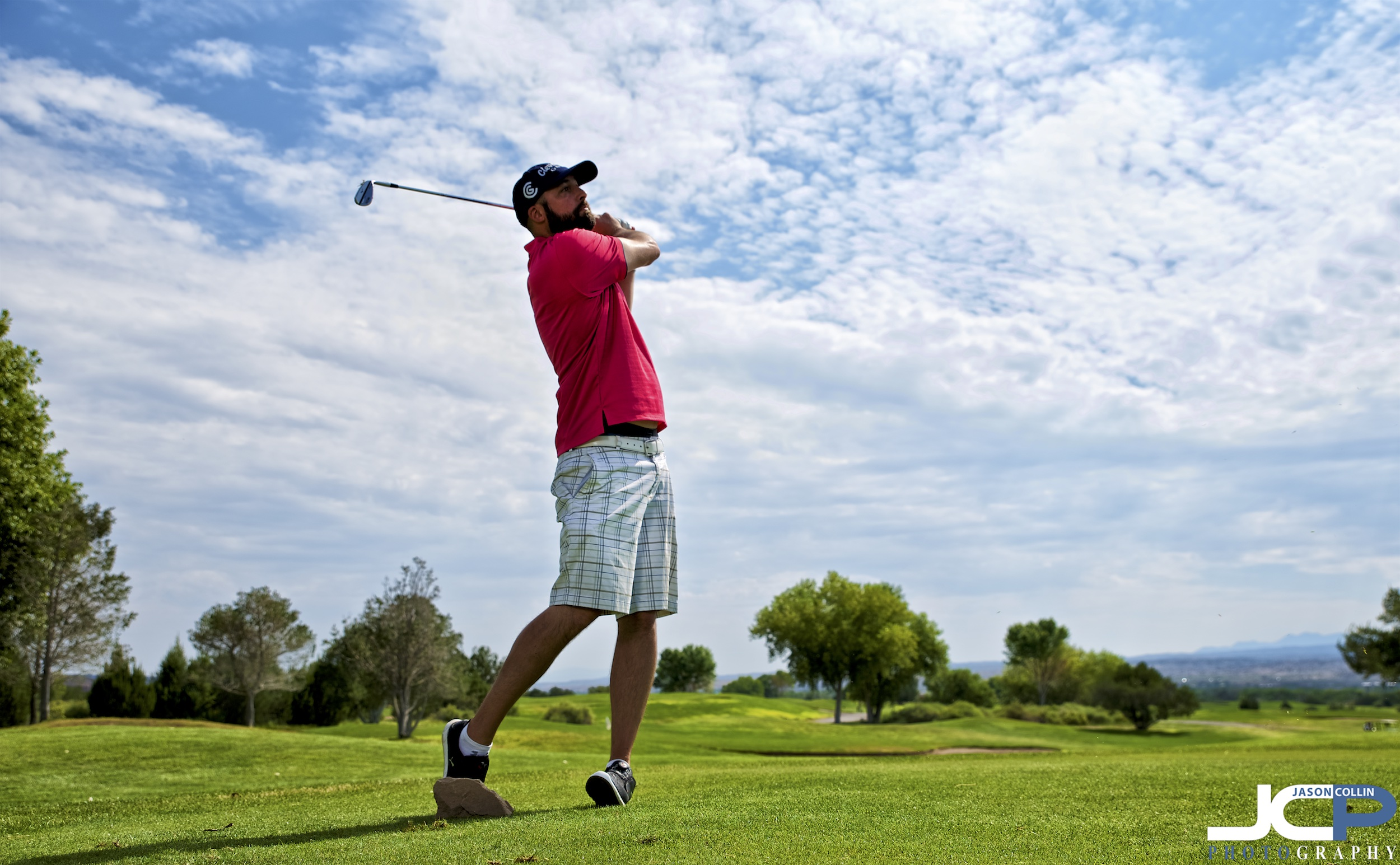 Santa Ana Golf Course hosted this charity event for the Hispano Chamber of Commerce