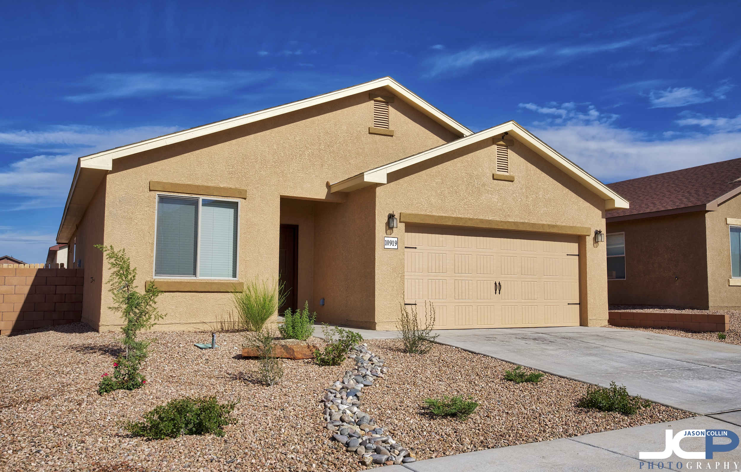 A home I photographed in Rio Rancho using realistic HDR for the main MLS photo