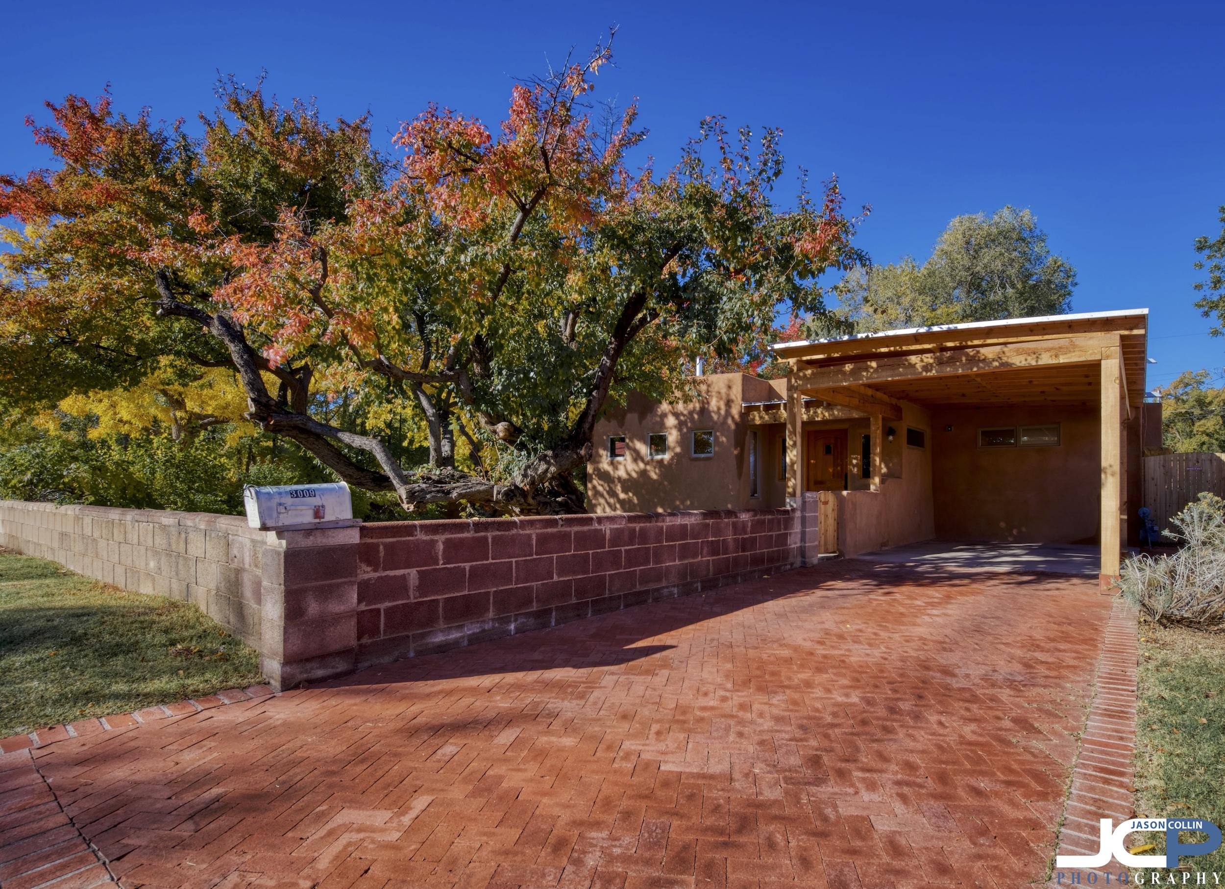 A unique home in Graceland Acres - Albuquerque Real Estate Photography