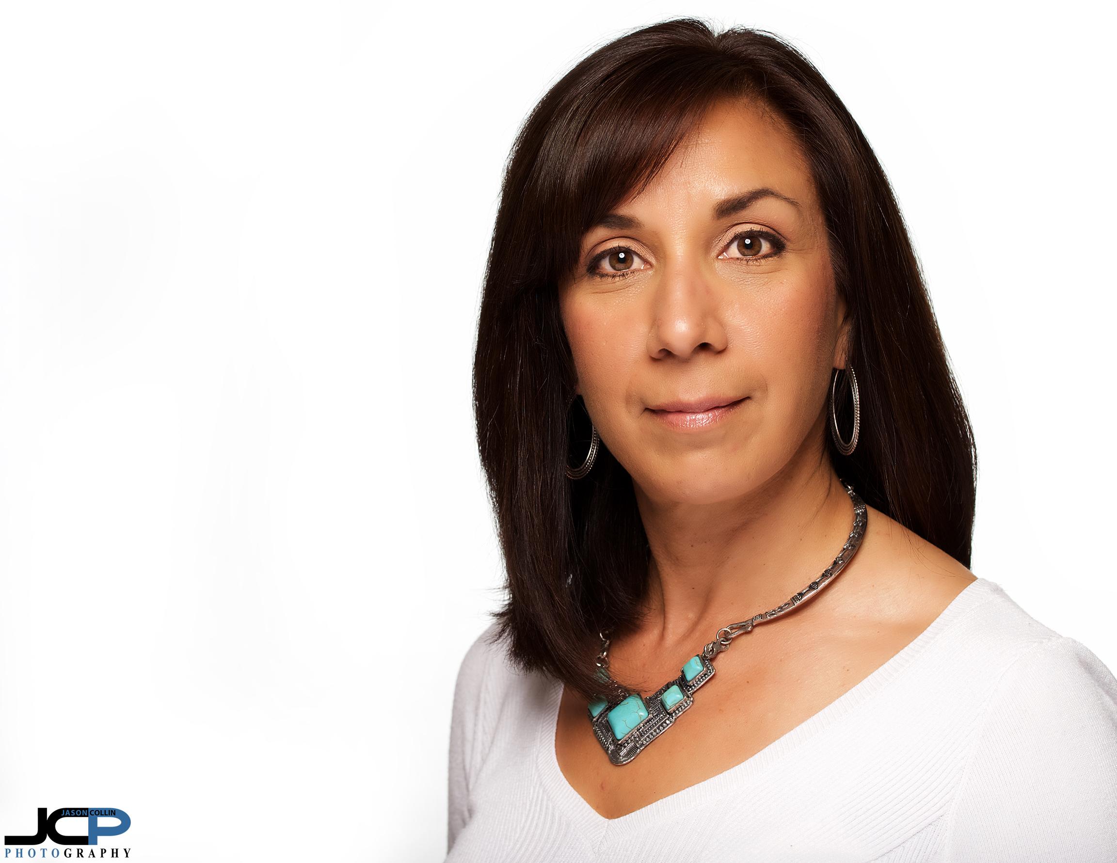 professional businesswoman headshot ABQ