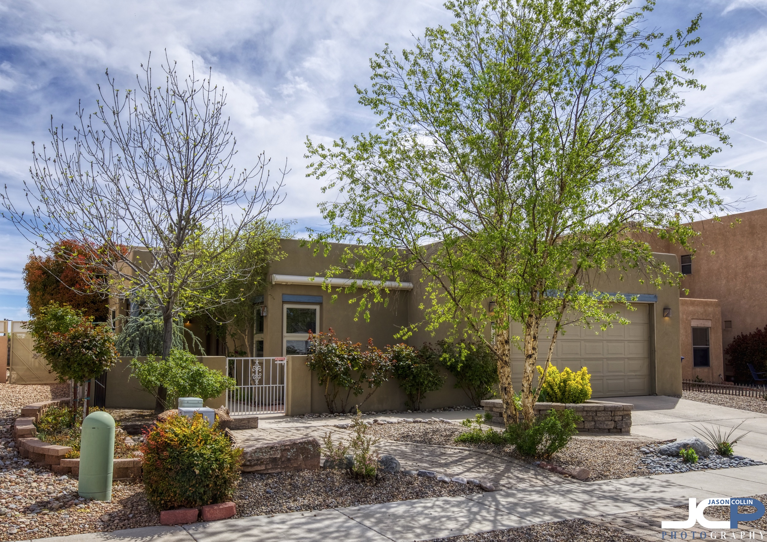 Realistic HDR used for Rio Rancho real estate photography exteriors