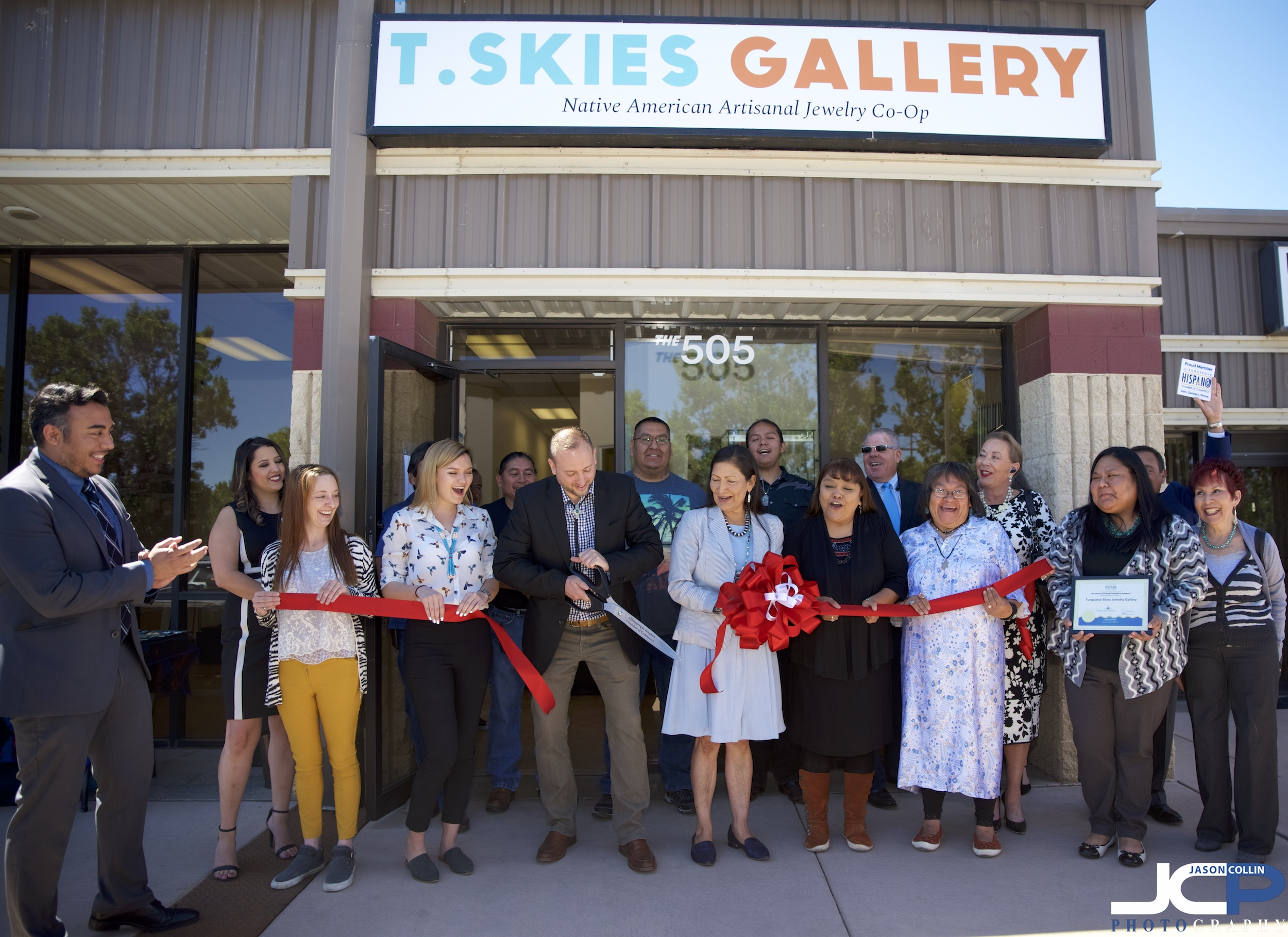 Ribbon Cutting Event Photography in Albuquerque New Mexico