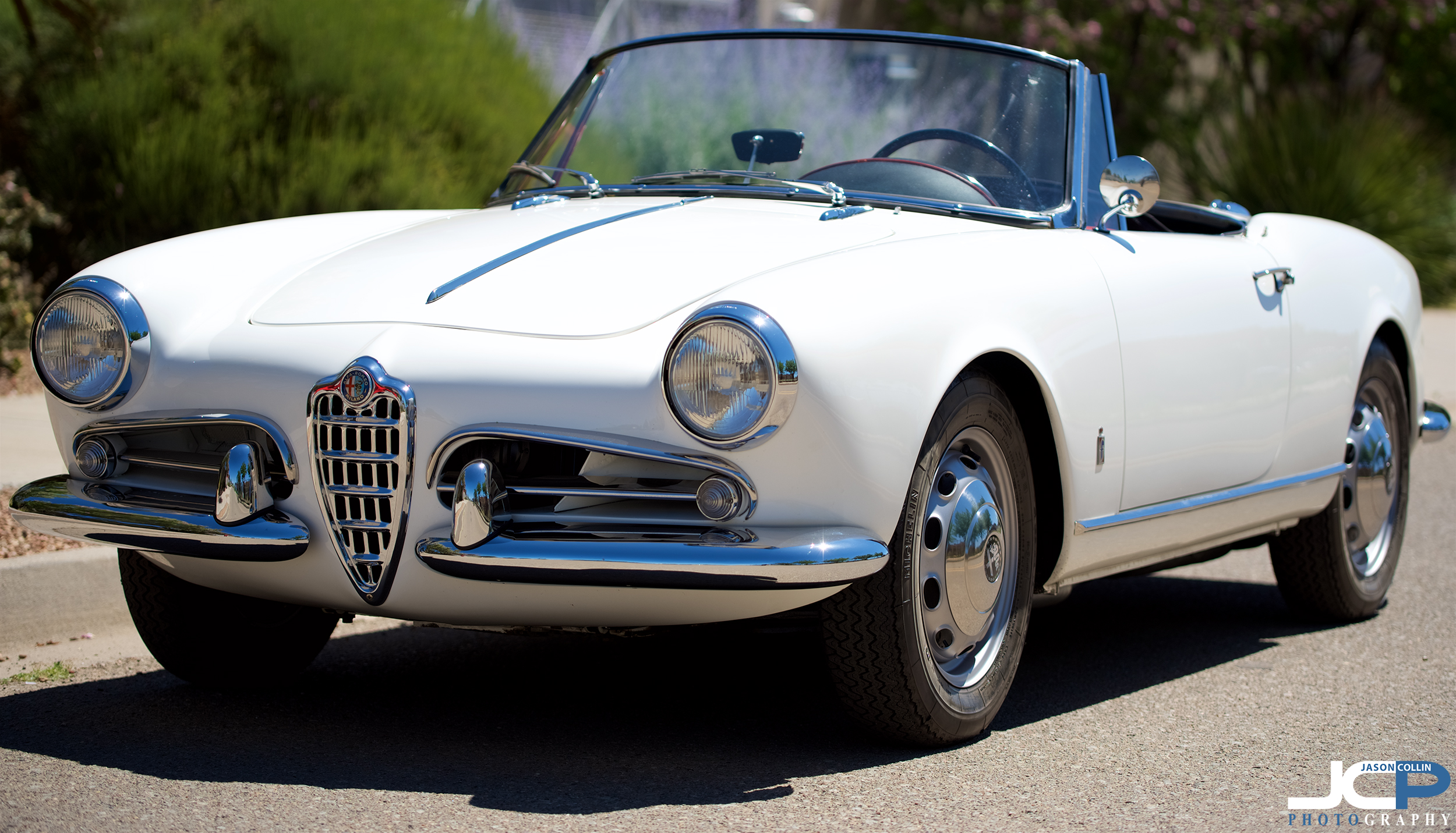 This beautiful Alfa Romeo could be yours from Bonhams Auction House during Monterey Car Week 2019