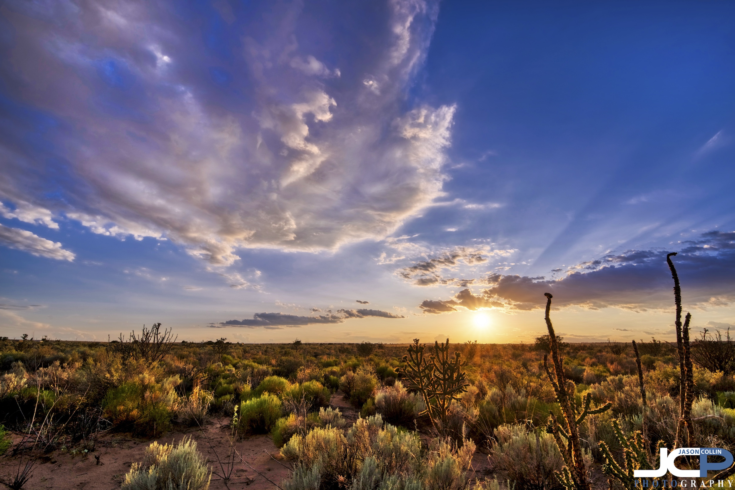 There are countless vistas like this in the high desert NW of Rio Rancho, New Mexico