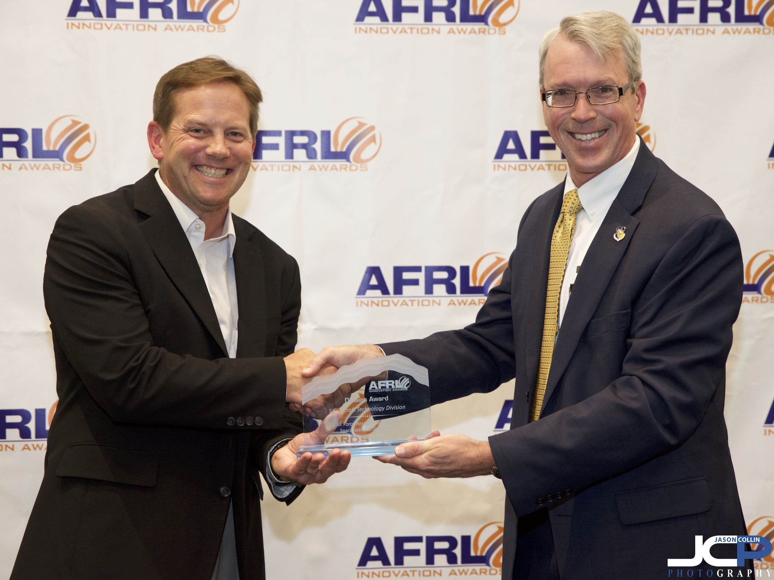 Awards photography for AFRL 2019 in Albuquerque, New Mexico