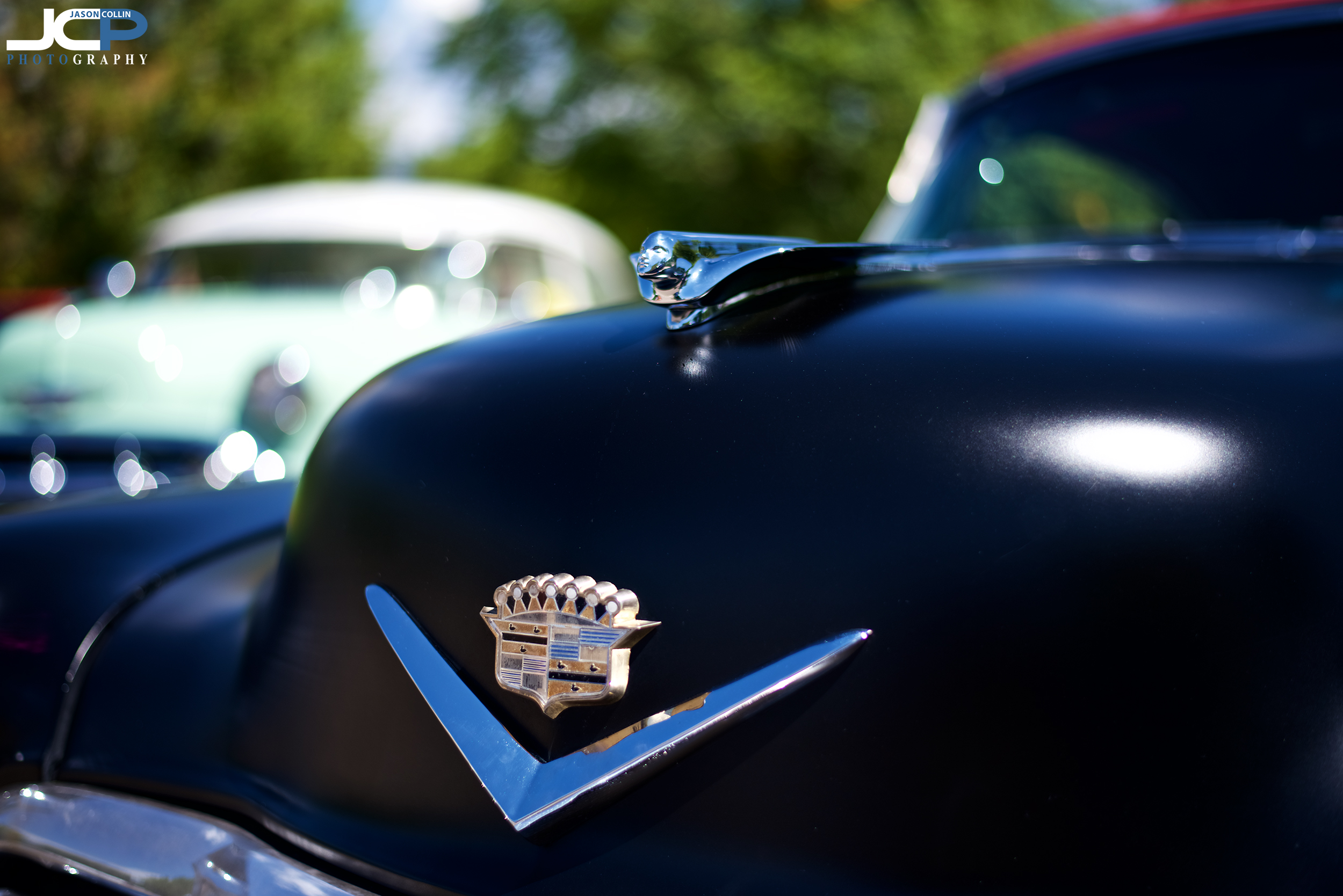 Cadillac Coupe deVille Albuquerque Car Photography