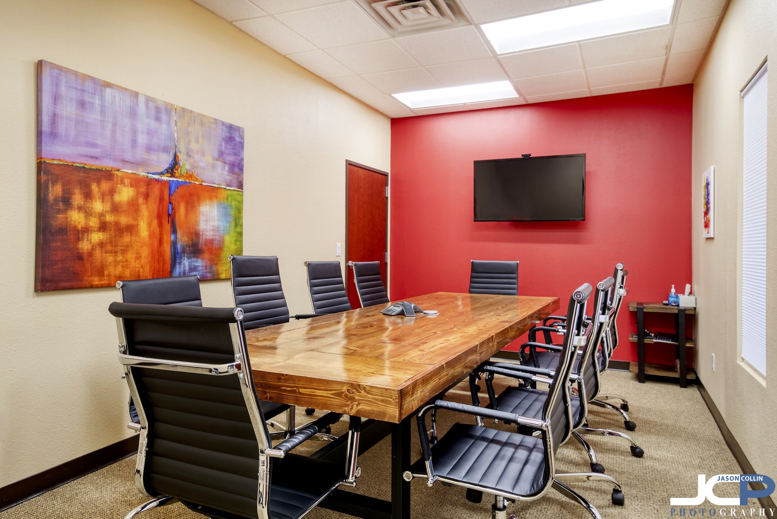 Show your clients what they can expect when they visit your law firm with professional photography