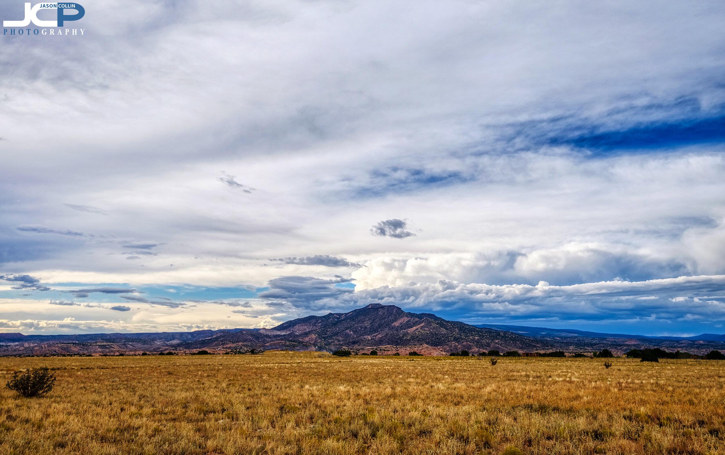 A return to Sierra Negra mountain in Rio Arriba County, New Mexico