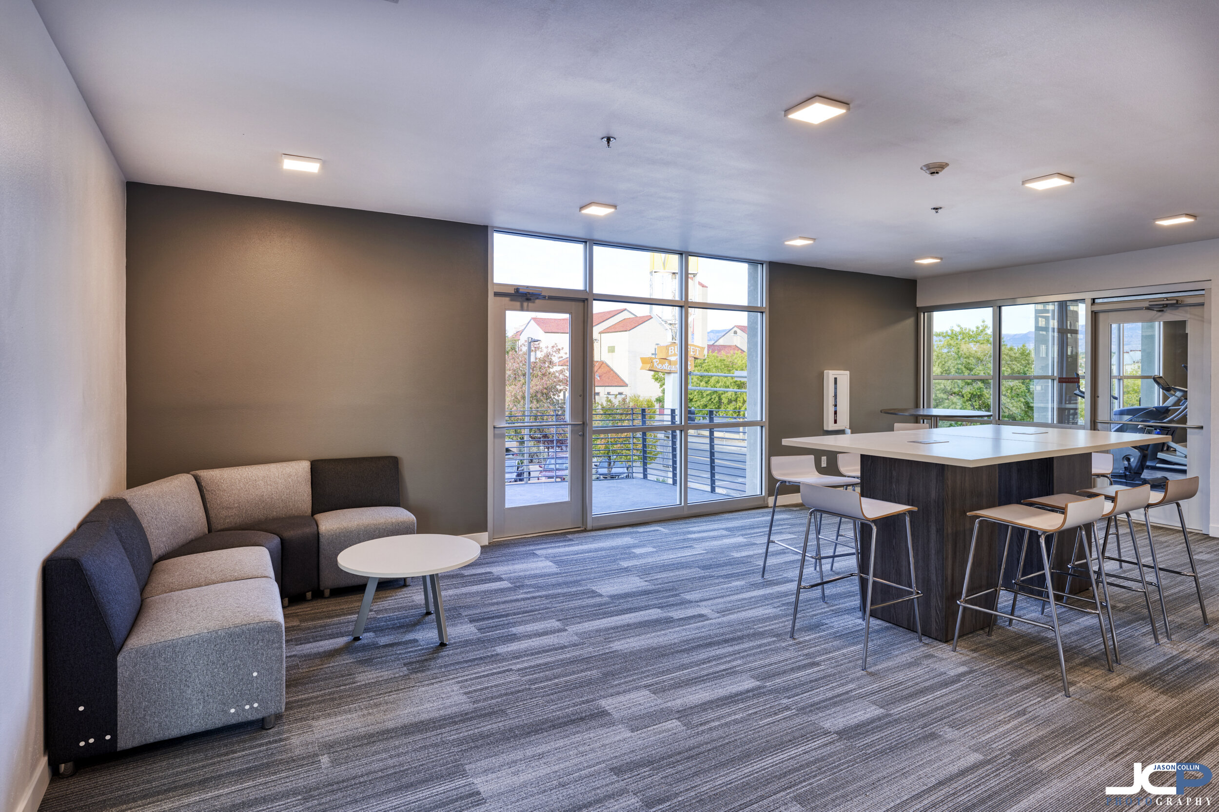 interior commercial photography