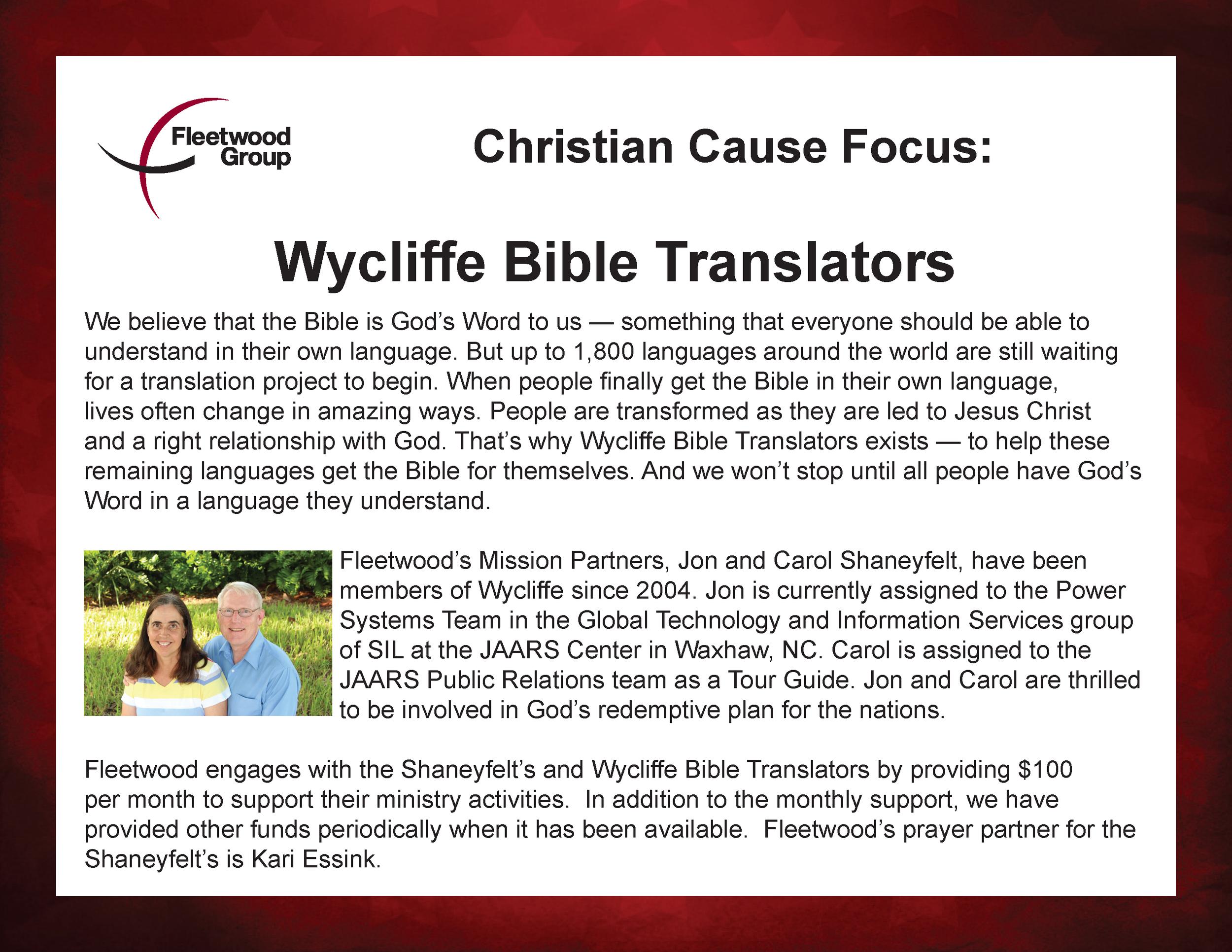Wycliffe Potty Talk.png