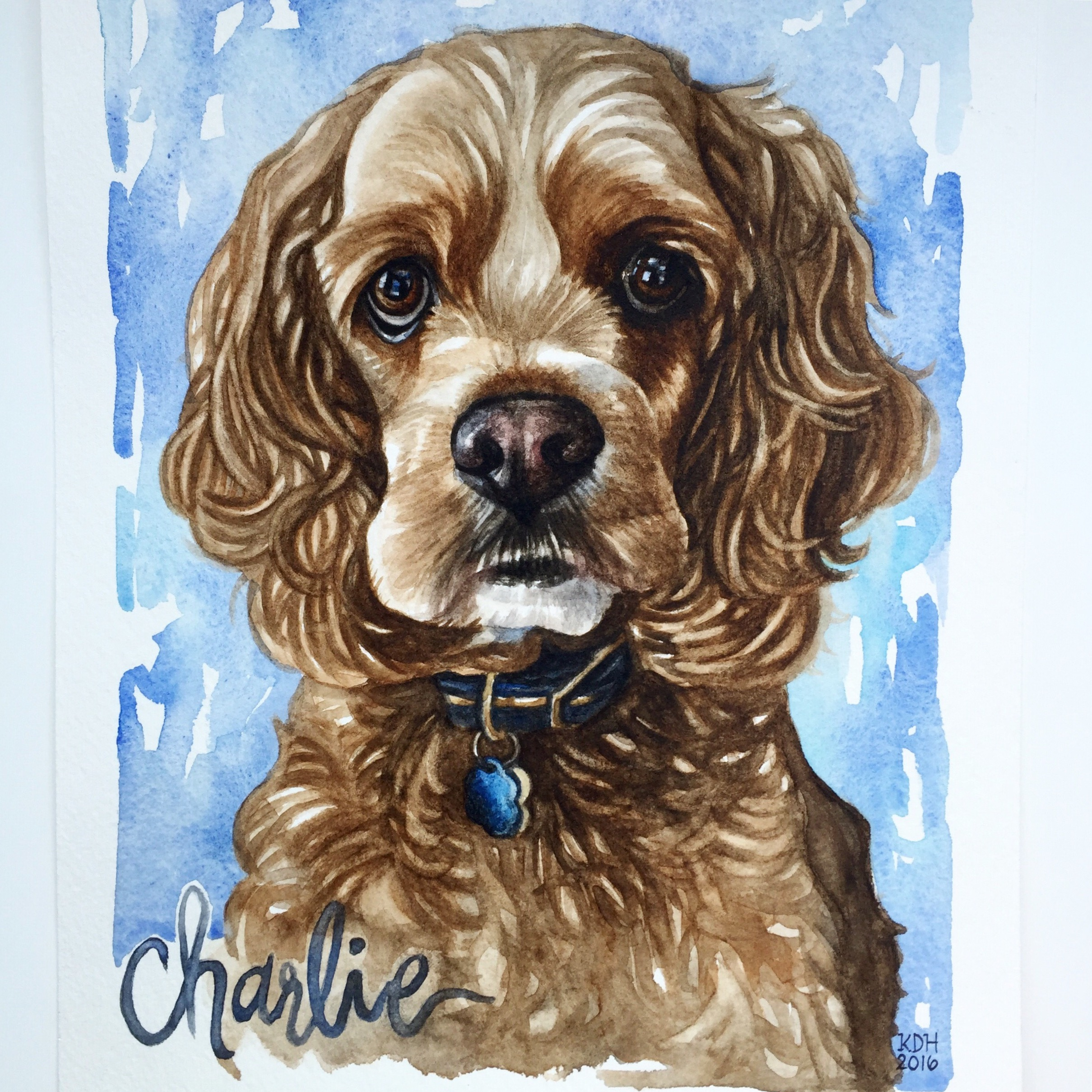 Charlie [9x12]