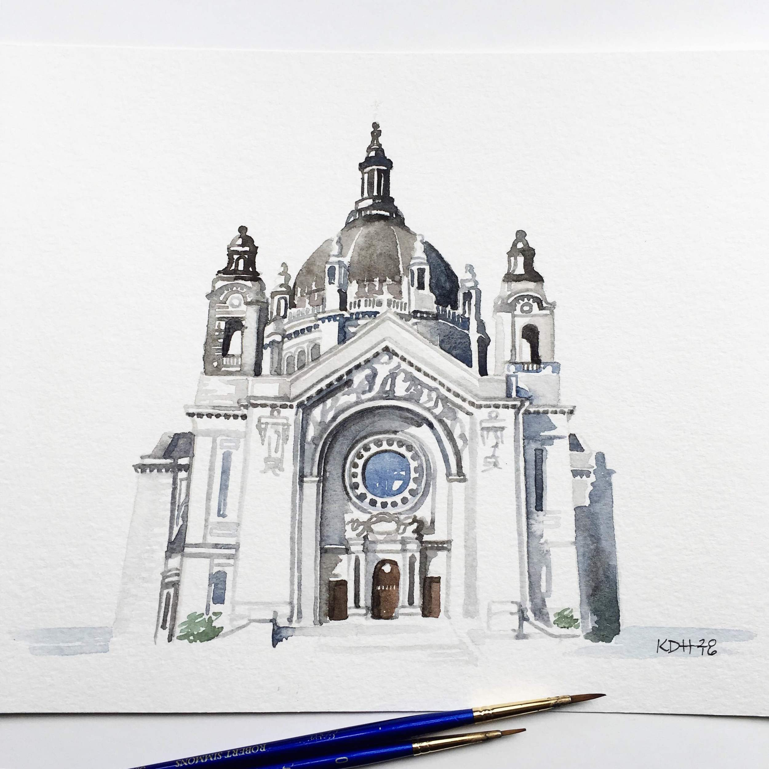 St. Paul of Minnesota [8x10]