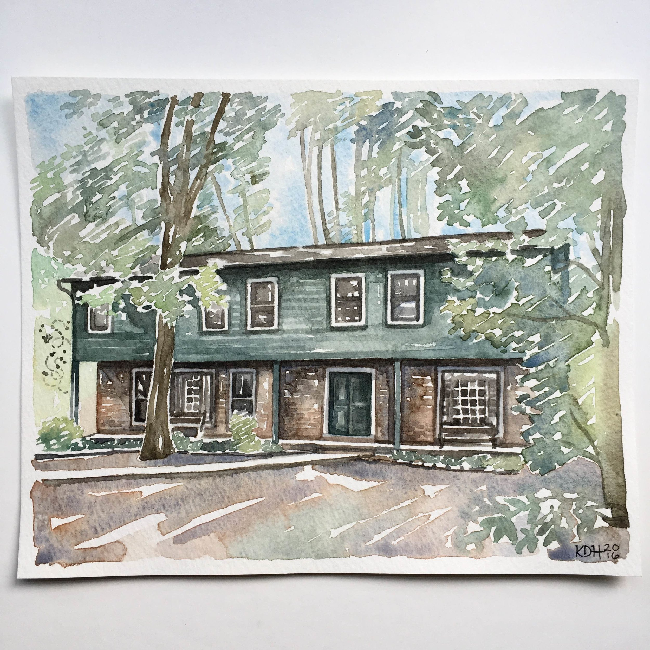Birmingham Home [8x10]