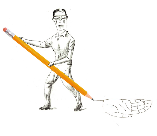 Scott Hull Associates should art directors know how to draw