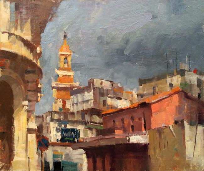 Larry Moore from Scott Hull Associates, Cuba City