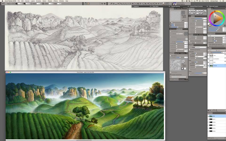 Michael-Bast-Celestial-Seasonings-sketch to final.jpeg