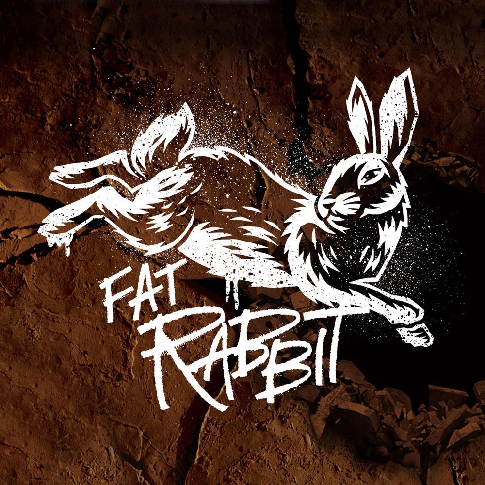 Fat Rabbit Character Design