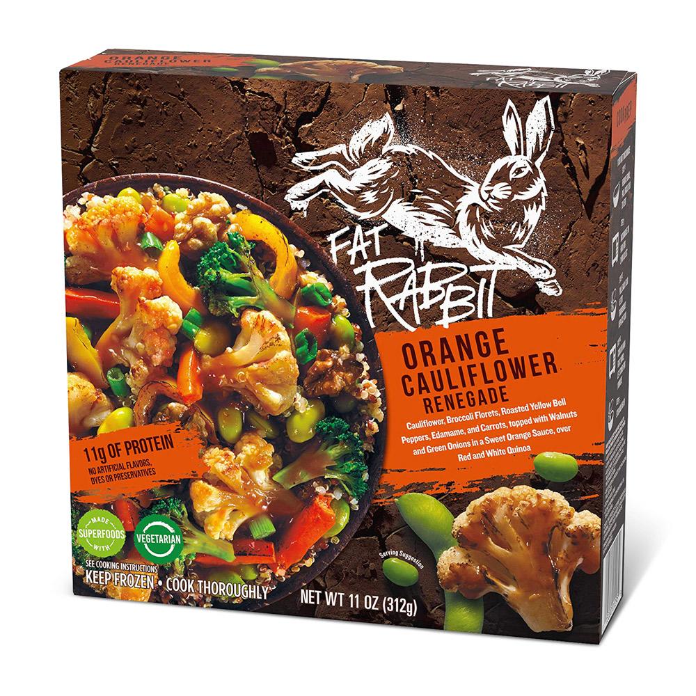 Fat Rabbit Frozen Food Packaging