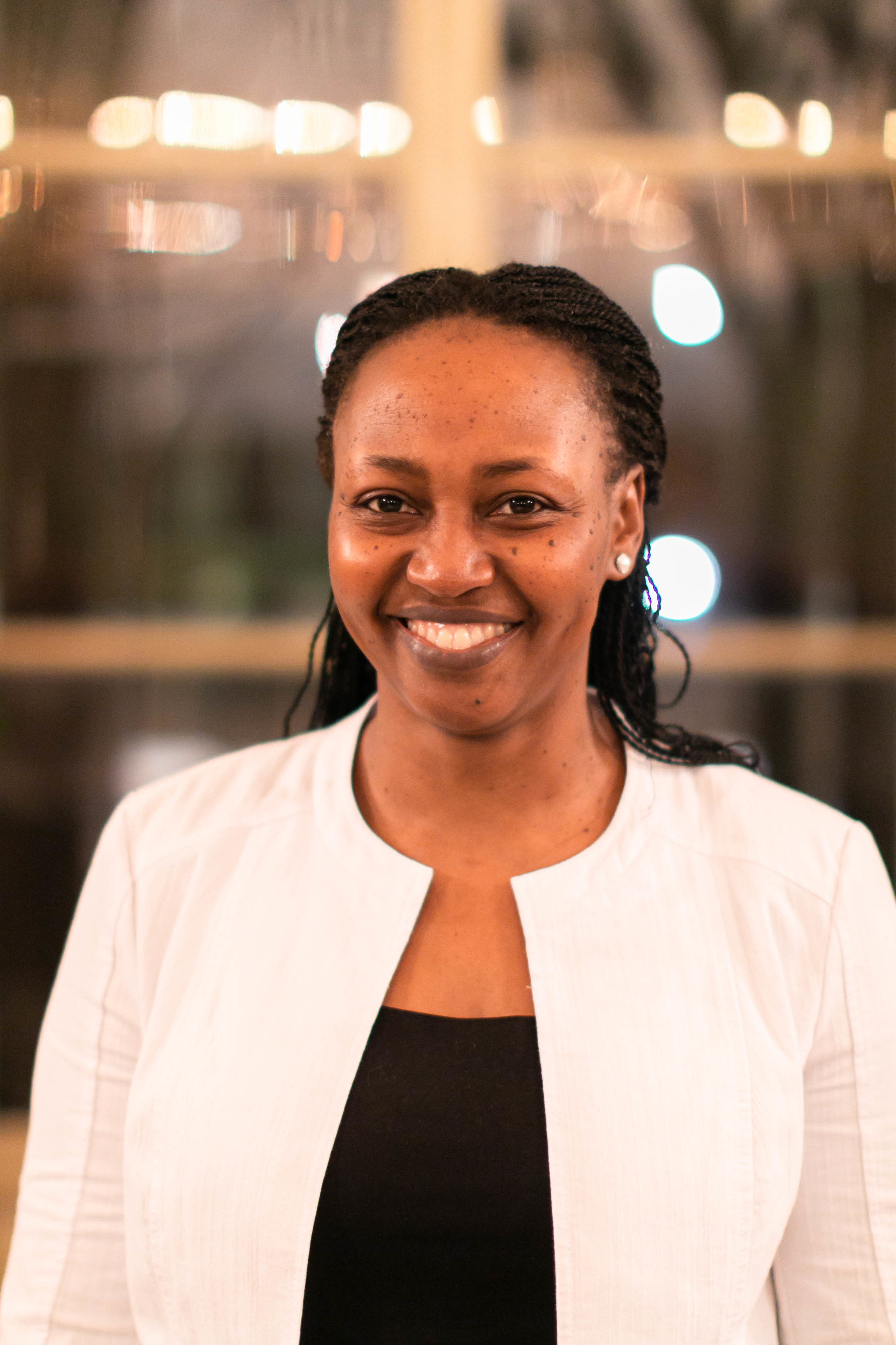 Jennifer Kijumba  Finance & Operations Senior Manager