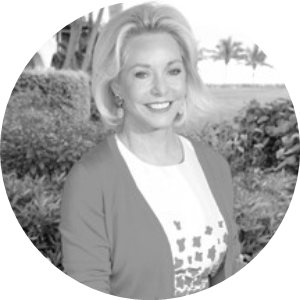 Amb. Mary Ourisman  Palm Beach, FL & San Diego, CA  Bio →