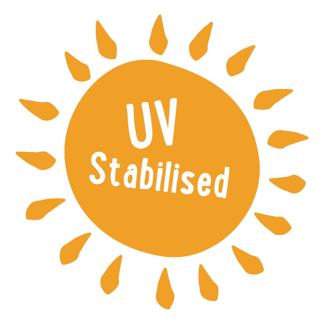 UV Stabilised