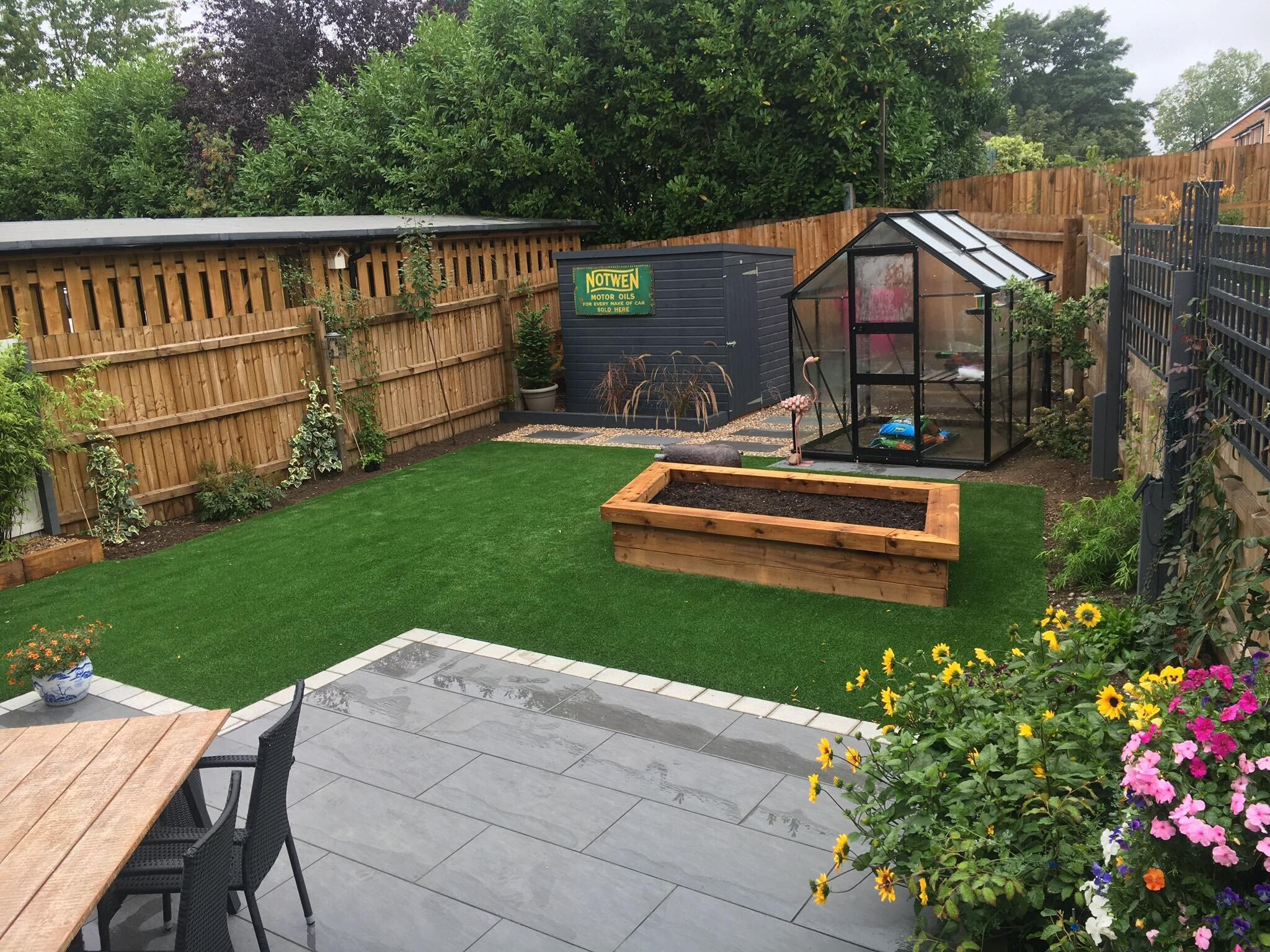 Artificial Grass Lawn Sutton Coldfield