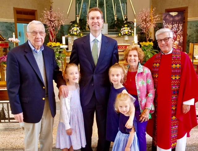 White & Kresse family.