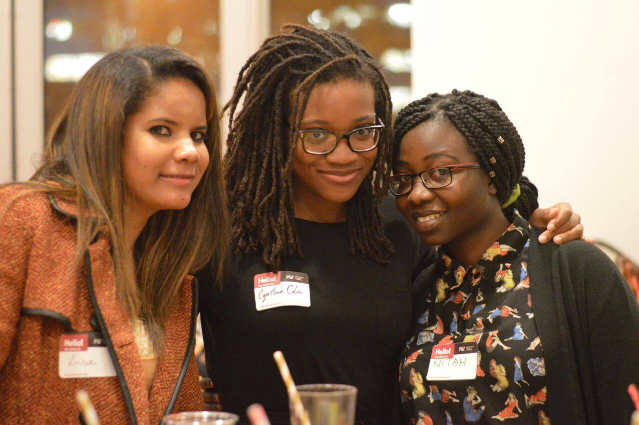 My Sister's Keeper   Supporting MIT's Black Women Students   Learn More