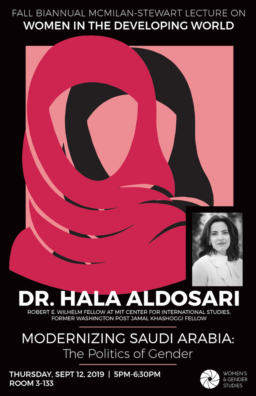 """Modernizing Saudi Arabia: The politics of gender"" Dr. Hala Aldosari"