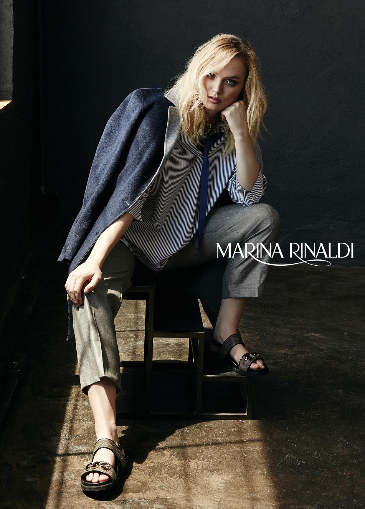 MARINA RINALDI SS 2017