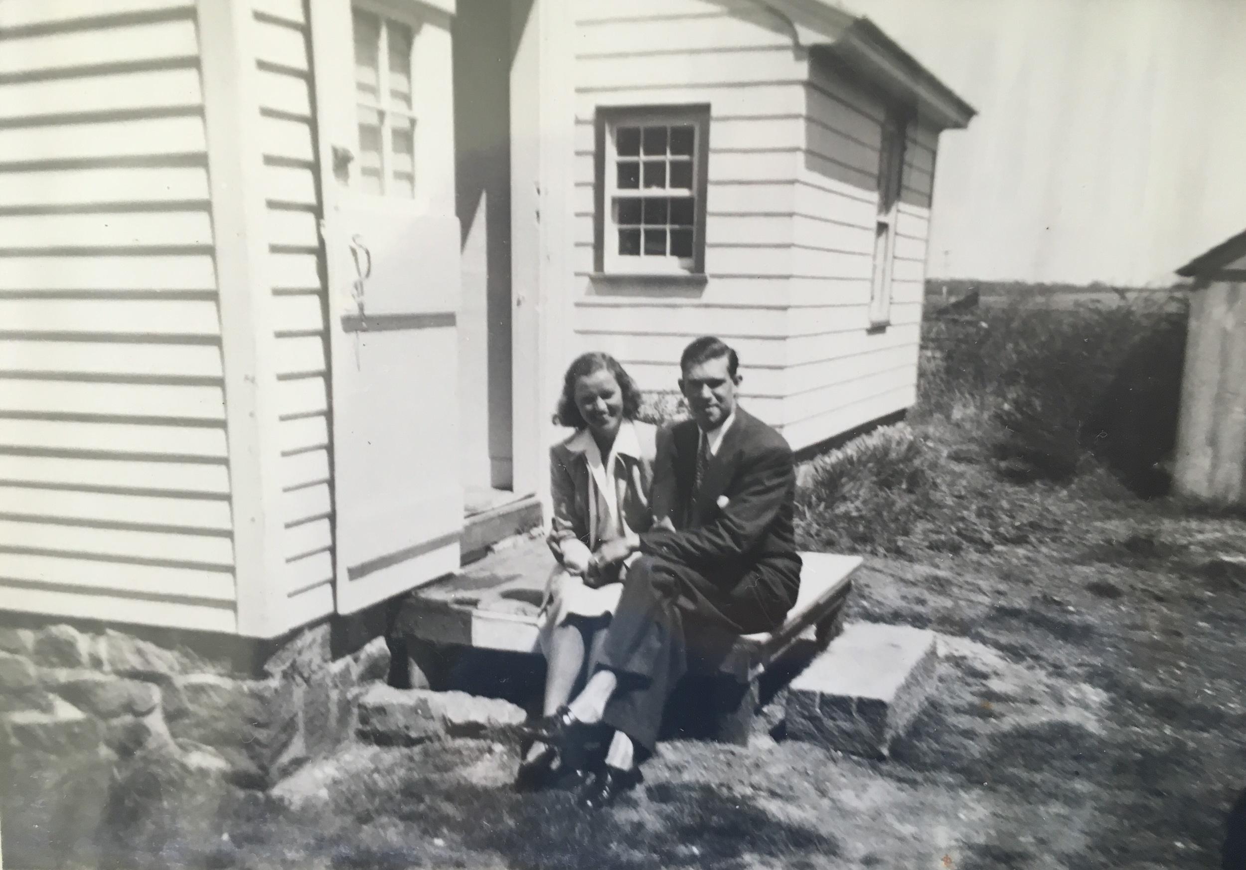 Marjorie & Gurden, 1948.