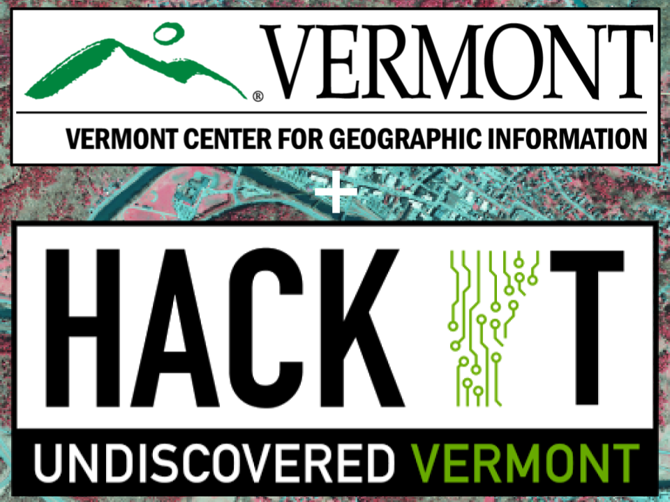 HackVT and VCGI Logo