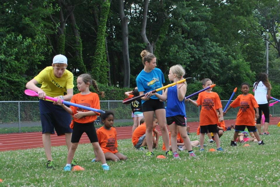 Olympic summer sports camp