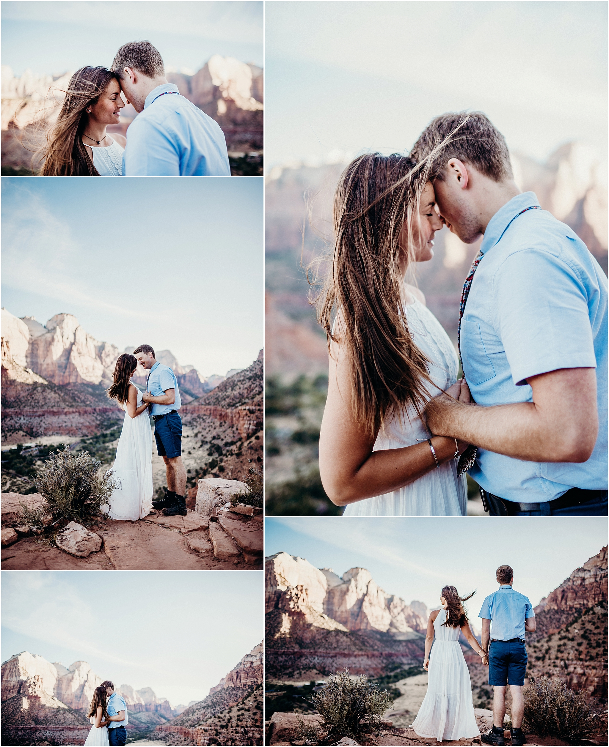 zion national park adventure engagement session zion portraits utah photographer arizona photographer 9.jpg