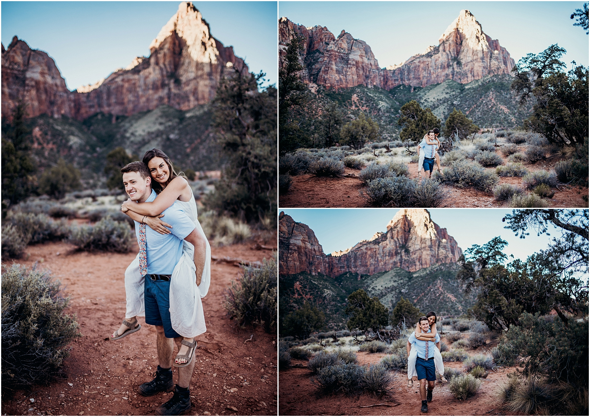 zion national park adventure engagement session zion portraits utah photographer arizona photographer 10.jpg